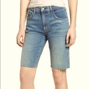 7 FOR ALL MANKIND || Straight Bermuda Shorts
